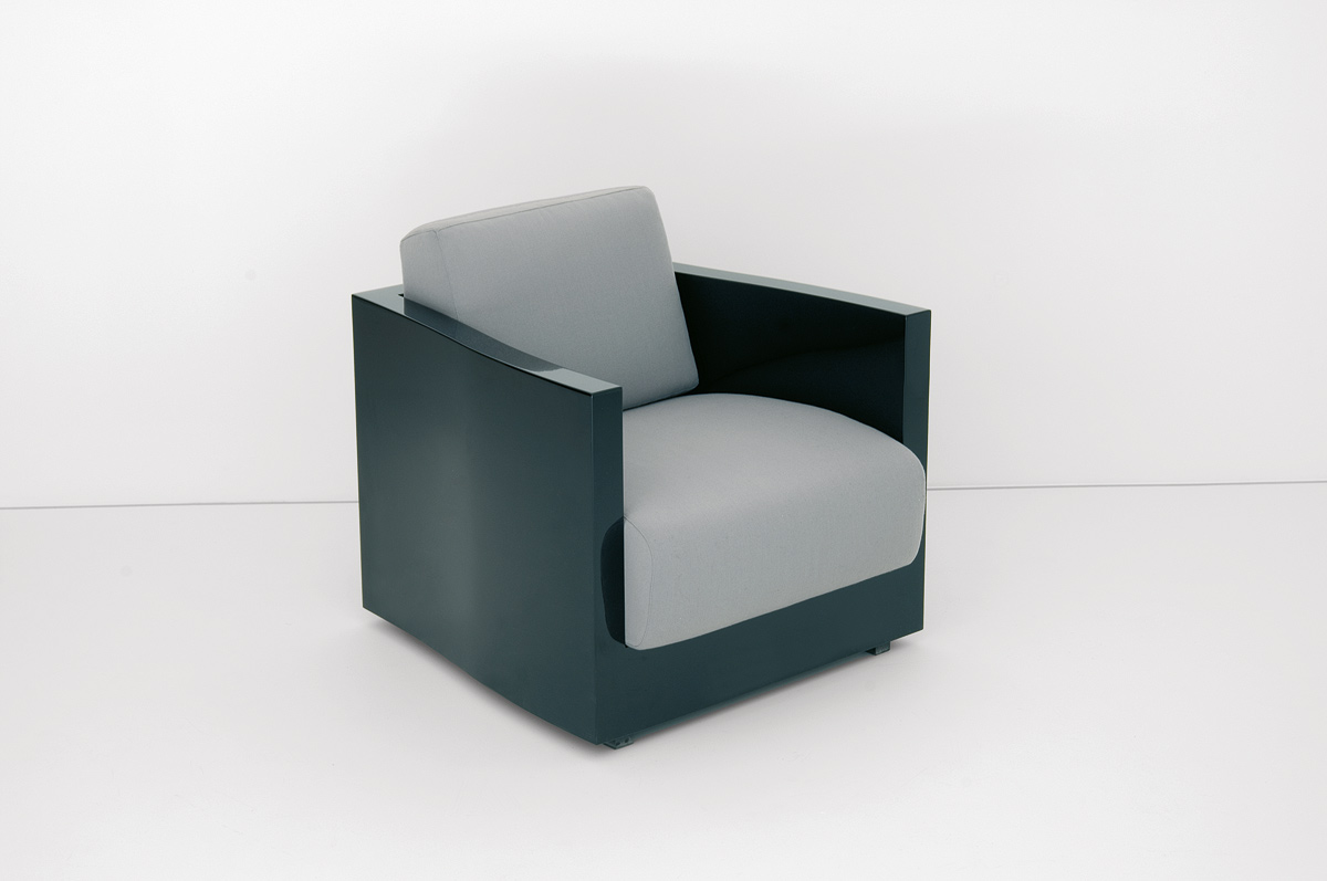 SILVESTRIN Design: Arm Chair Prototypes