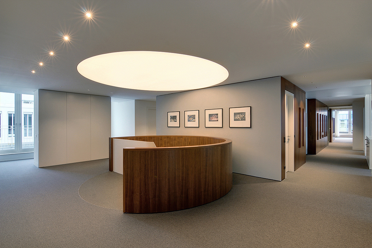 SILVESTRIN Design: Office Building