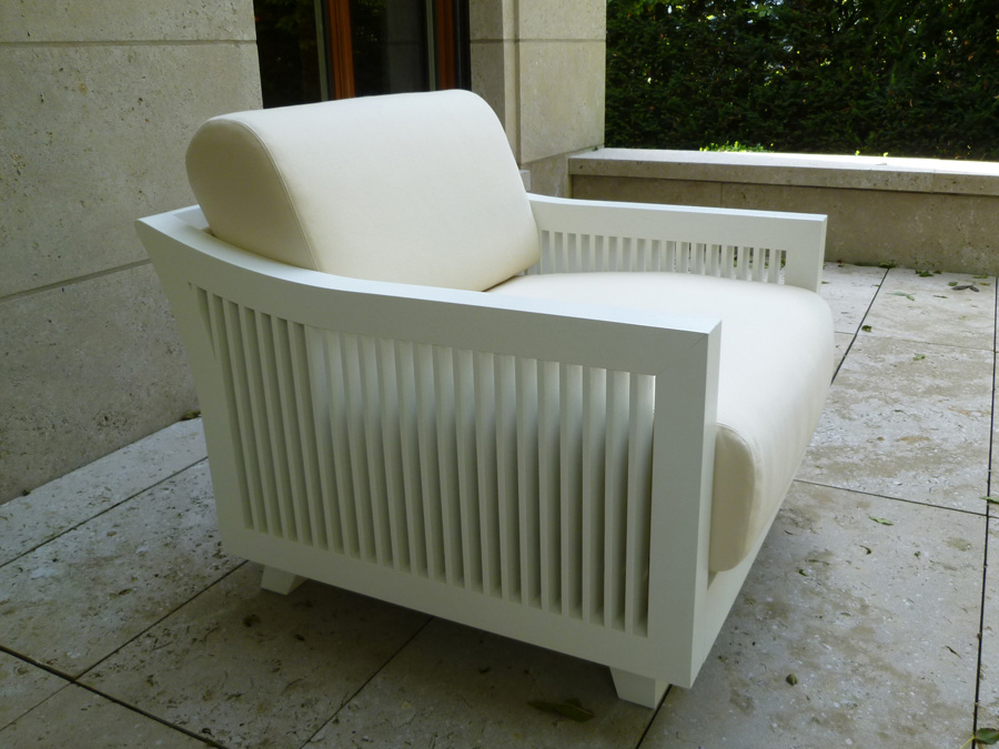 SILVESTRIN Design: Outdoor Chair